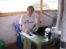 Marcus Bachmann - E-Mails aus dem Einsatz - MSF